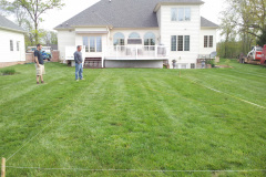 before Reisterstown residence April 2012
