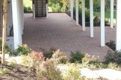 paver planting after 3