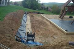 playground wall before 1