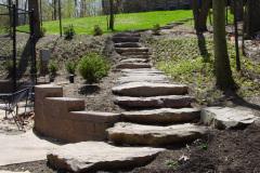 Boulder Steps Maryland