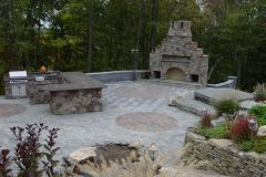 Outdoor Fireplace Maryland