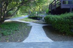 Paver Sidewalk Maryland