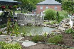 Ponds Waterfalls Maryland